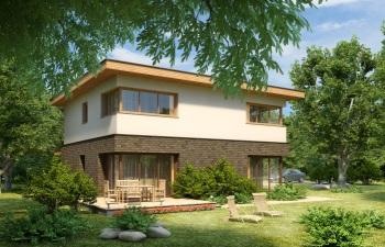 Варианты устройства плоских крыш для монолитных и каркасных домов