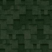 Мягкая кровля Шинглас Джайв цвет Зеленый
