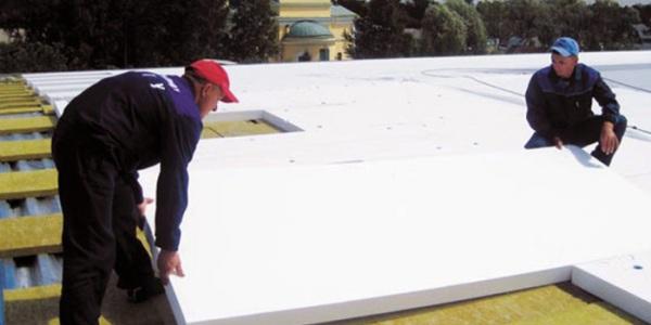 Технология утепления крыши снаружи