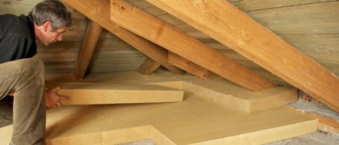 Технологии утепления крыши