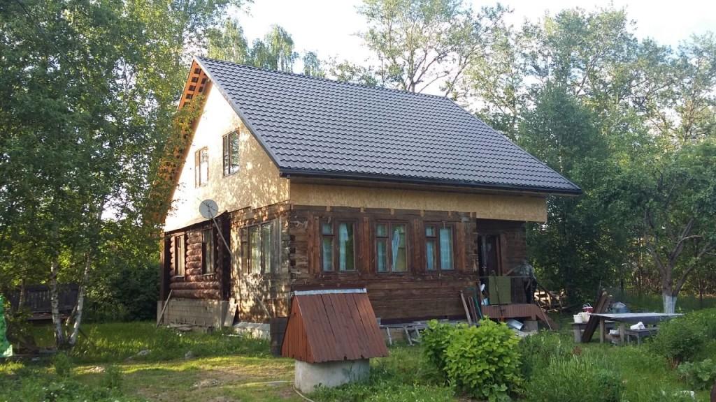 Монтаж крыша от NetOsadkam.