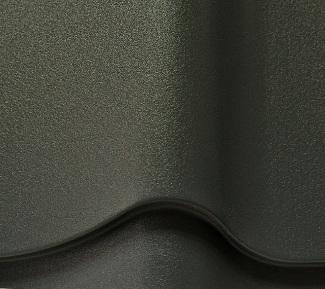 Металлочерепица Пурал серый (RR23)