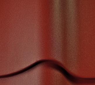 Металлочерепица Пурал красный (RR750)