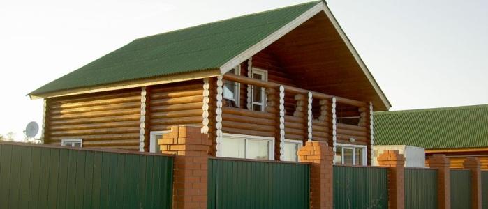 Кровельные битумные листы Ондулин и их преимущество при покрытии крыши