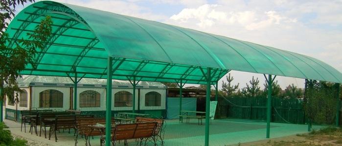 Прозрачный шифер для крыши и его характеристики